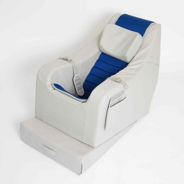 Sitz Cravity Chair blau