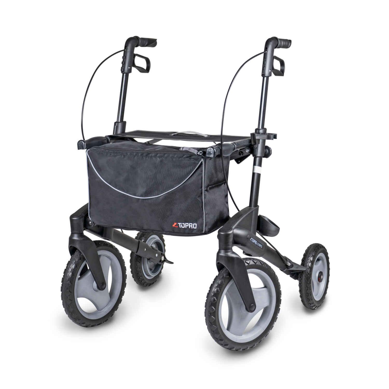 Topro Rollator Olympos schwarz
