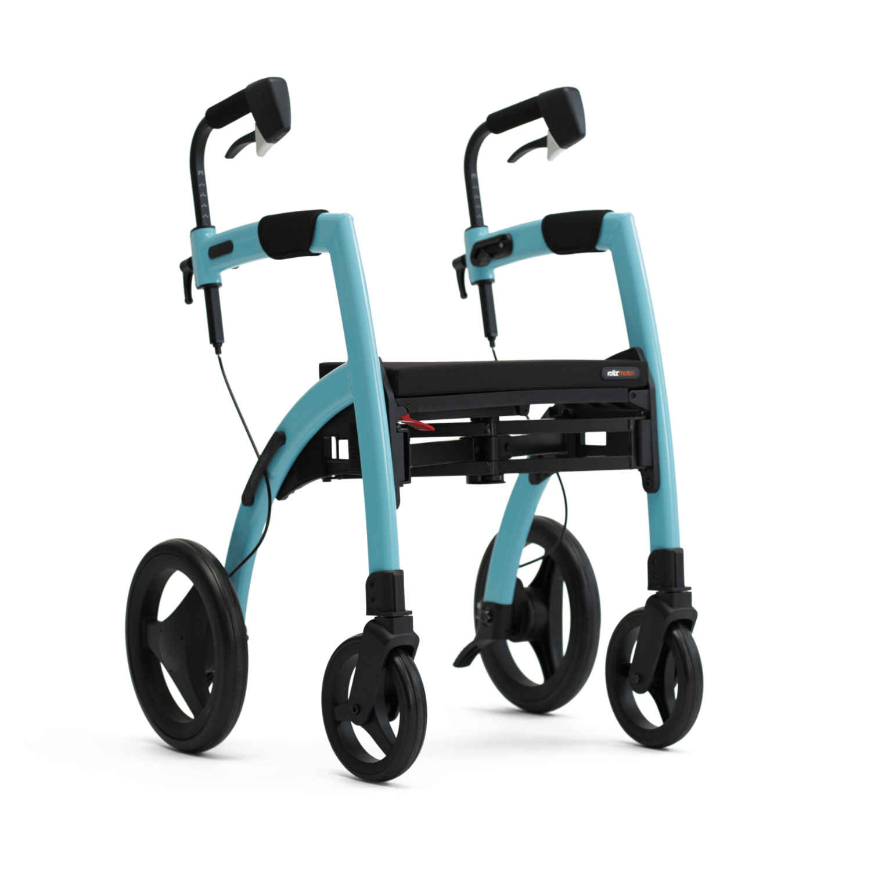 Rollator Rollz Motion Topro blau