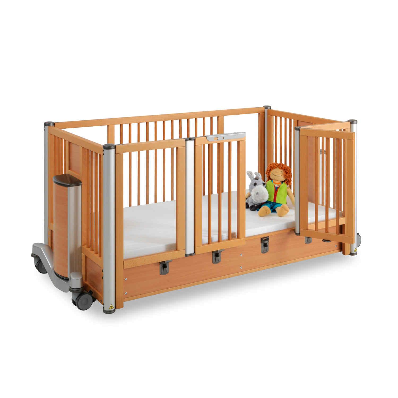 Dino Kinder Pflegebett 1