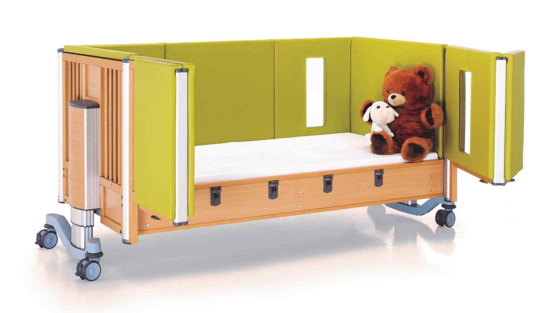 Dino Kinder Pflegebett
