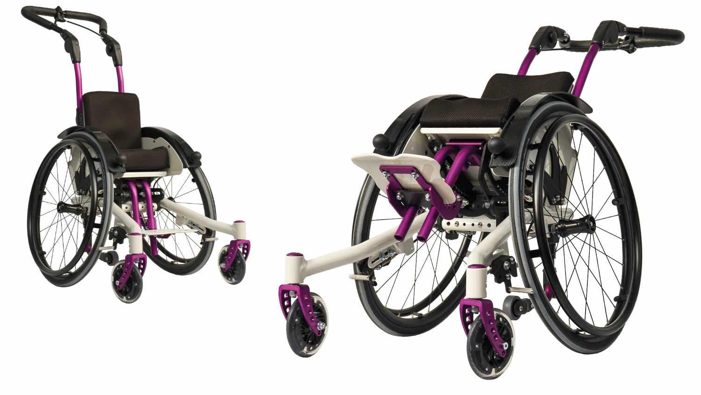 Rollstuhl SORG Mio Move funktionen