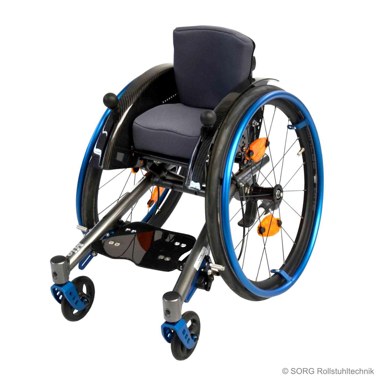 Rollstuhl SORG Mio Carbon Stier 1