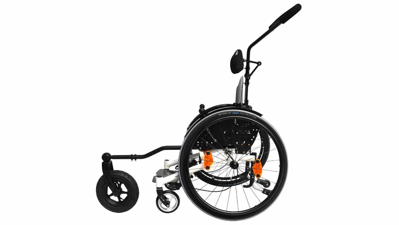 Rollstuhl SORG Mio Carbon Stier