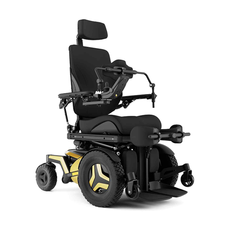 Elektro-Rollstuhl Permobil F5 Rechts Vorne