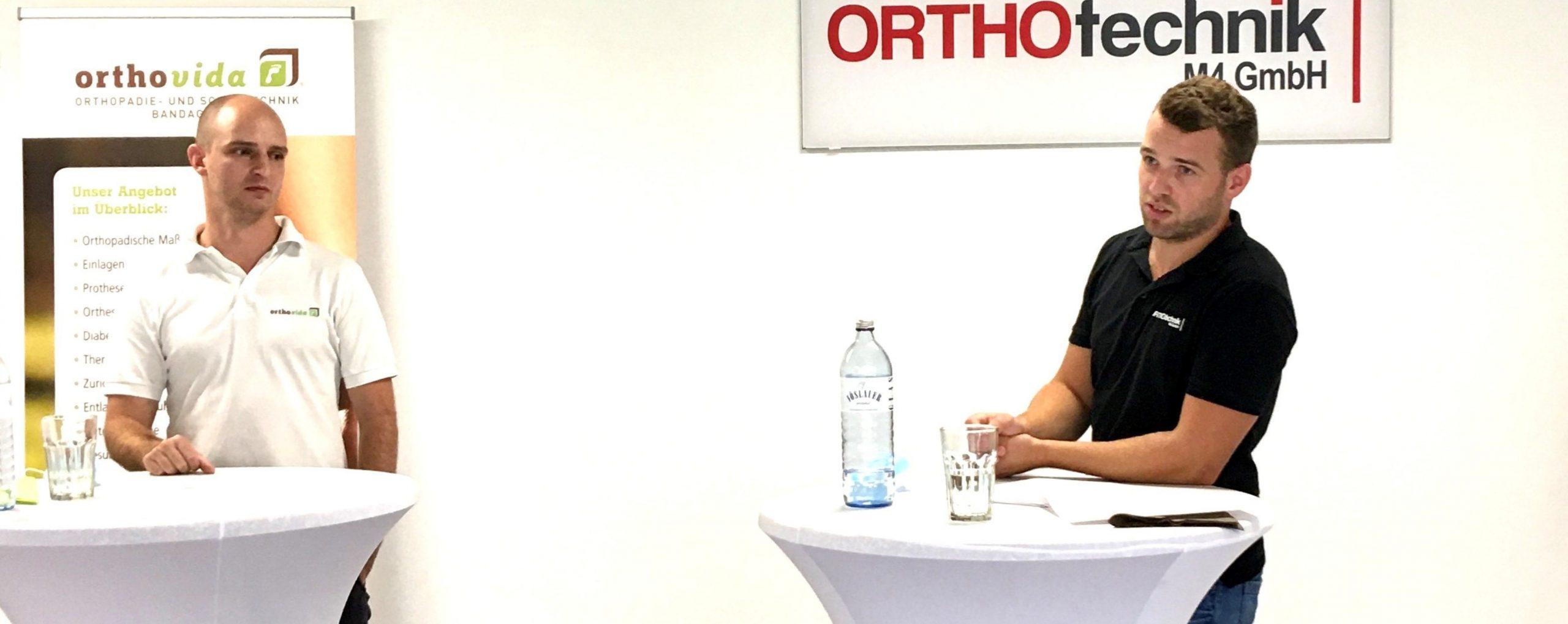 ORTHOtechnik_Titelbild_News_Ereignisreiche Wochen