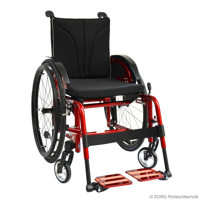 SORG Rollstuhl Vector BSA
