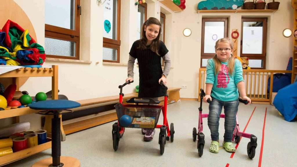 Rollator für Kinder